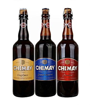 Chimay Trappisten Bier Kennenlernset 3 Fl