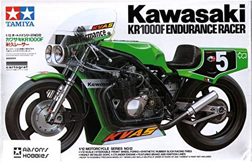 barato Tamiya 1 1 1 12Kawasaki kr1000F Endurance Racer  orden ahora disfrutar de gran descuento