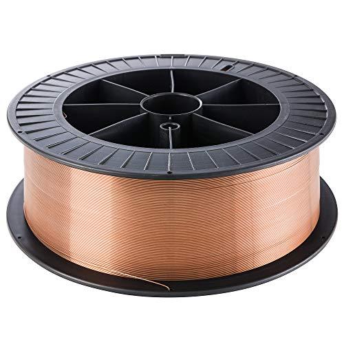 Arebos® Schweißdraht | Schutzgas | 15 kg Rolle | SG2 | ø 0,8 mm | MIG/MAG