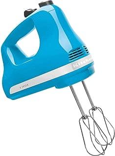 KitchenAid Ultra Power 5-Speed Hand Mixer (Crystal Blue (blue))