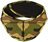 Zanheadgear ANP118 unisex-adult Airsoft Neck Protector (Woodland Camo), One Size Fits Most
