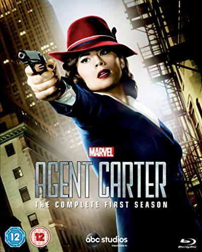 Marvel's Agent Carter - Season 1 [Blu-ray] [2015] [Region Free]