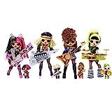 L.O.L. Surprise O.M.G. Remix Super Surprise - con más de 70 sorpresas, 4 Muñecas de Moda y 4...