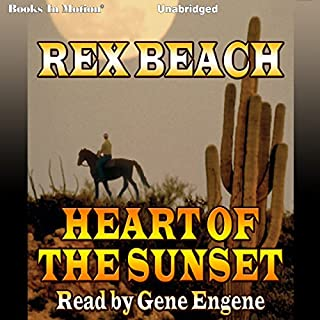 Heart of the Sunset cover art