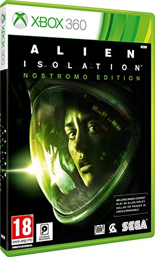 Alien: Isolation - Nostromo Edition (Xbox 360) [UK IMPORT]