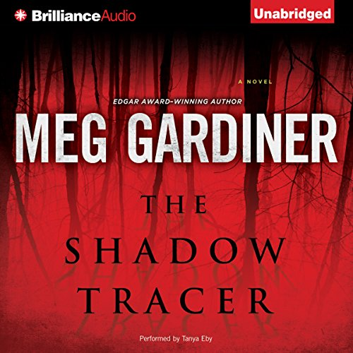 The Shadow Tracer audiobook cover art