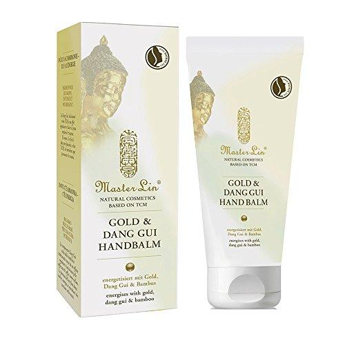 Gold & Dang Gui Hand Balm von Master Lin / 60 ml