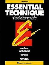 Essential Technique: Intermediate to Advanced Studies - Trombone (Essential Elements)