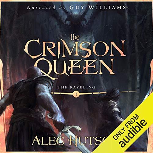Page de couverture de The Crimson Queen