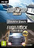 Euro Simulations Double Pack - European Ship Simulator and Euro Truck...