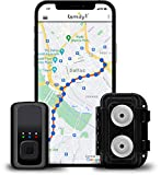 Family1st Mini GPS Tracker for Vehicles – Hidden Tracking Device for Cars, Trucks and Motorcycles...