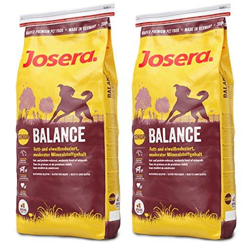 Josera 2 x 15 kg Balance Sparpaket