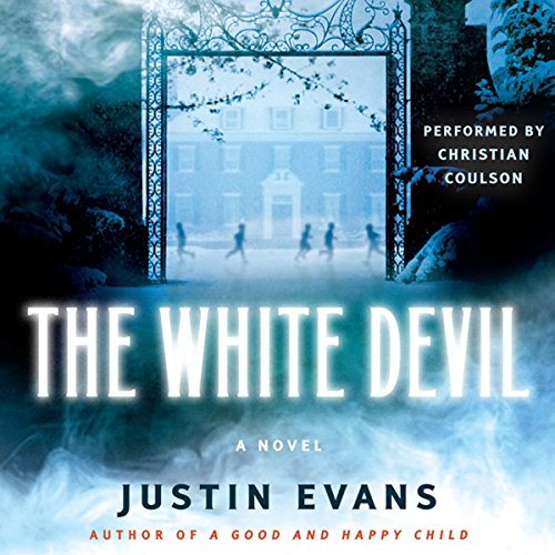 The White Devil audiobook cover art