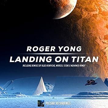 Landing On Titan