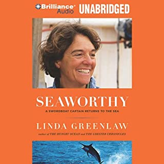 Seaworthy audiobook cover art
