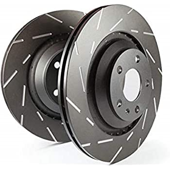 EBC Brakes GD7005 3GD Series Dimpled and Slotted Sport Rotor