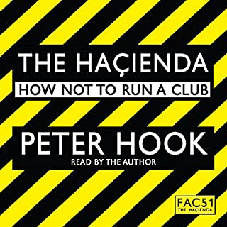 The Hacienda cover art
