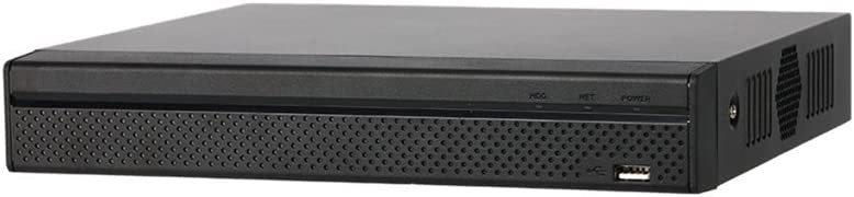 DHTek Opening large release sale Dahua OEM NVR4104HS-P-4KS2 4 Channel Large discharge sale PoE Res 4K NVR with