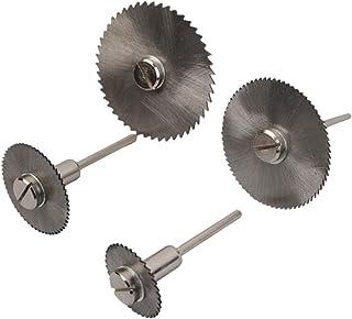 Tillverkad 7PC / SET Cirkelsåg Blade Set Skärskiva Roterande borrverktyg Tillbehör för trä Aluminiumskärningsverktyg Speci...