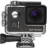 Lamax X10 4K Action Cam, Schwarz