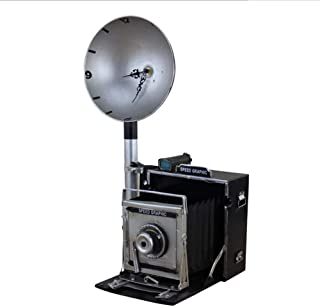 JUANJUAN Cámara de Hierro Modelo Boda fotografía Foto Prop Antiguo cámara película máquina Retro decoración