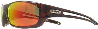 Guide S Eyewear - Unisex - Sunglasses, Matte Tortoise Frame, Solar Orange Lens, RE 4070 02 OG