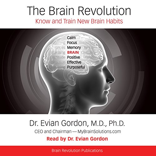 The Brain Revolution audiobook cover art