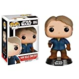 Funko 021982 Pop Star Wars: Episode 7 Han Solo Snow Gear 86 Bobble-Head Figure