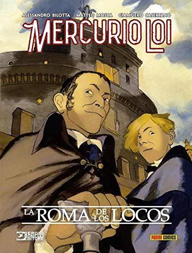Mercurio Loi: La Roma De