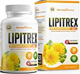 Swollen Feet and Ankles? Lipitrex Helps Reduce Swelling in Legs and Feet from Water Retention, Edema, & Slows Your Ankles from Swelling - Best for an Ankle That is Swollen, Swollen Foot, Edema in Leg