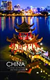 China 5 x 8 Weekly 2021 Planner: One Year Calendar