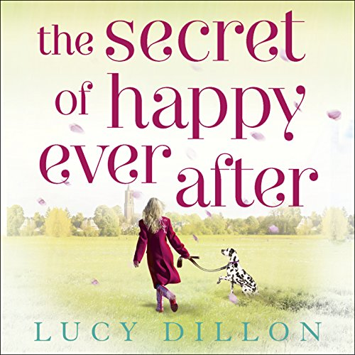 The Secret of Happy Ever After audiobook cover art