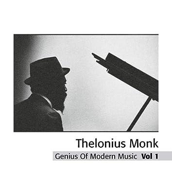 Genius of Modern Music, Vol. 1