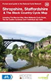 Shropshire, Staffordshire and the Black Country cycle map