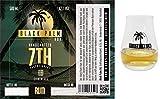 Black Palm Rum - 7th fassgelagert Eiche 42% vol. 0,5L