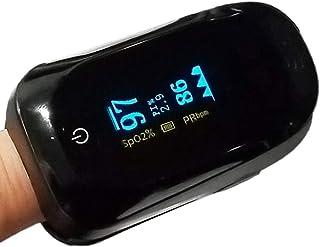 Oxímetro de Pulso LUBL Monitor de Saturación de Oxígeno S