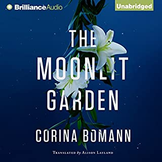 Moonlit Garden, The cover art