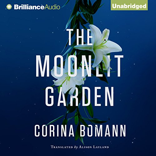 Moonlit Garden, The audiobook cover art