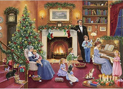 Calcetines de piano con árbol de navidad 1000 Piezas Puzzle Juego de rompecabezas Rompecabezas para niñosAdultos Puzzle Animal paisajes Clásico Puzzle Navidad Halloween Juegos Puzzle Juguete divertido