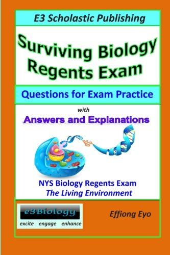 Surviving Biology Regents Exam Questions For Exam Practice 30 Days Of Practice Question Sets For Nys Biology