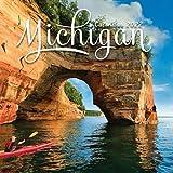 Michigan Calendar 2022: Calendar 2022 with 6 Months of 2021 Bonus