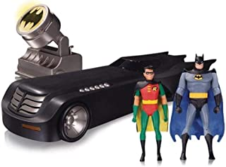 DC Collectibles Batman: The Animated Series: Deluxe Batmobile