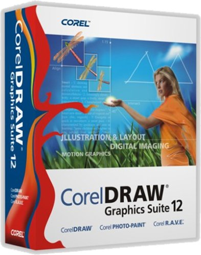 CorelDRAW Graphics Suite 12 Education