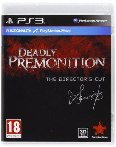 Deep Silver Deadly Premonition - Juego (PS3)