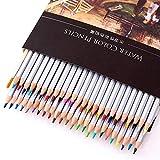 48 colori matite acquerellabili Cartone Set Disegno Matita colorata Scuola Bambini Matite colorate Pittura Pastelli Rifornimenti d'arte matite colorate