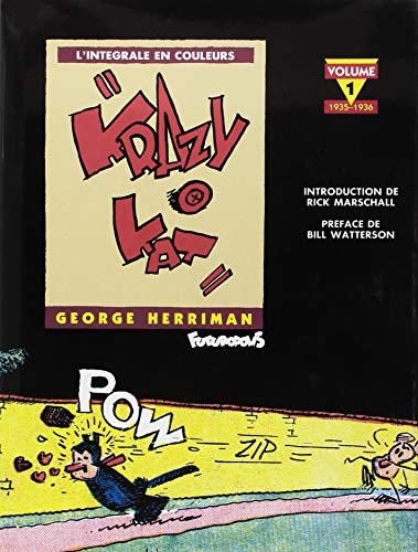 Krazy Kat: (1935-1936)