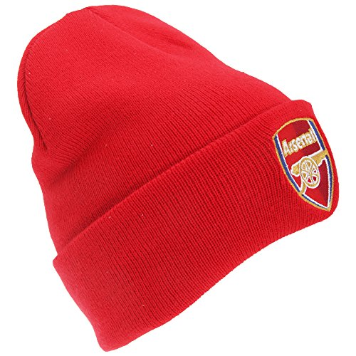 Arsenal F.C. Knitted Hat Bronx TU Red
