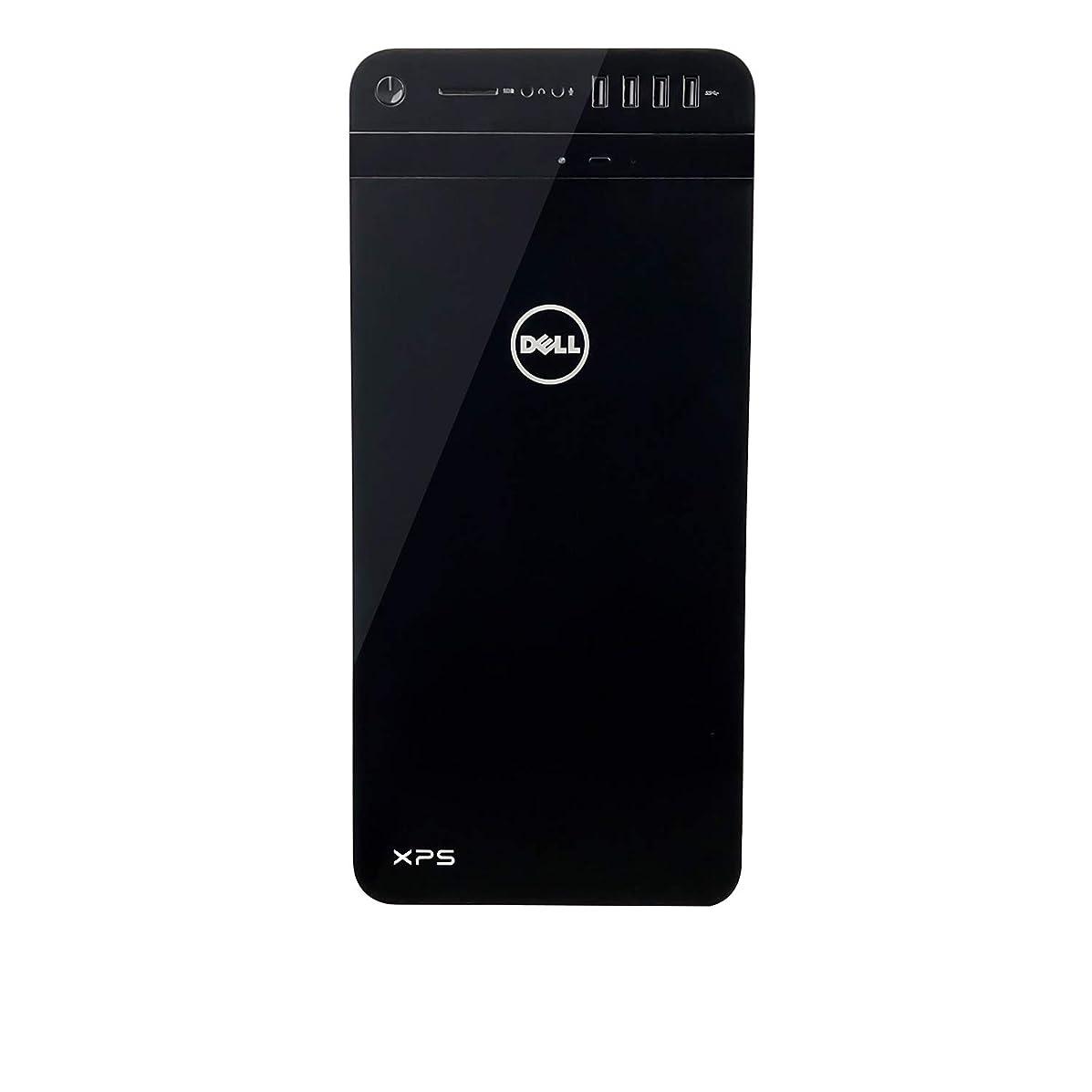 Dell XPS 8920 Desktop - Intel Core i7-7700 7th Generation Quad-Core up to 4.2 GHz, 64GB DDR4 Memory, 1TB SSD + 2TB SATA Hard Drive, 8GB Nvidia GeForce GTX 1080, DVD Burner, Windows 10 Pro