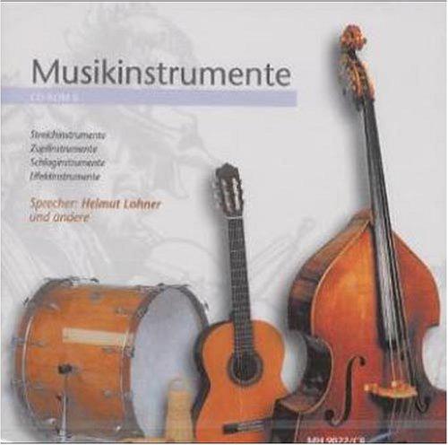 Musikinstrumente 2 - Streichinst...