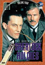 The Adventures of Sherlock Holmes - Volume 4: (The Greek Interpreter / The Norwood Builder)